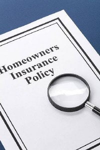 Time to Review Your Home Insurance Owner's Policy