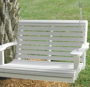 porch swing for your home 300x288 Have You Ventured Outside Your Litchfield Park Home Lately?