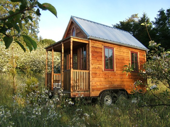 Tumbleweed tiny house - an option for your new home?