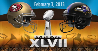 Watch Super Bowl 2013 in Your Home