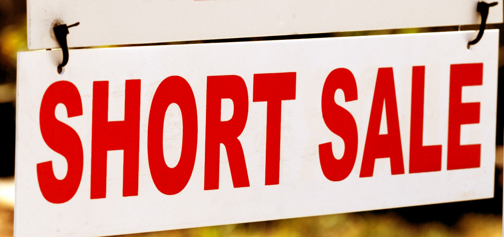 short sales and your home