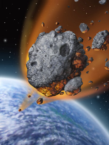 Your Home and Asteroid Insurance