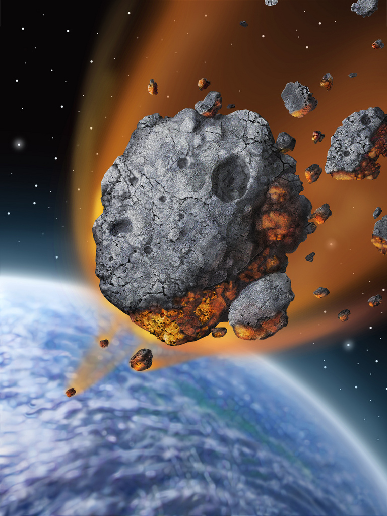 Your Home &amp; Asteroids - Watch Out the Sky is Falling!