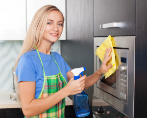 Cleaning to your McCall Home to Sell