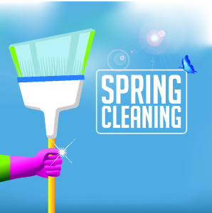 Spring Cleaning your Westchester Home
