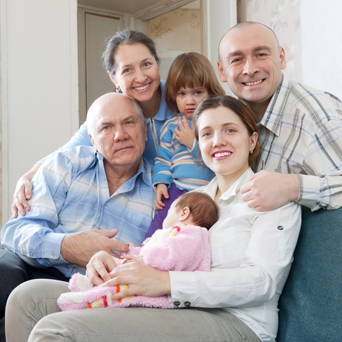 5 Tips for Multigenerational Living