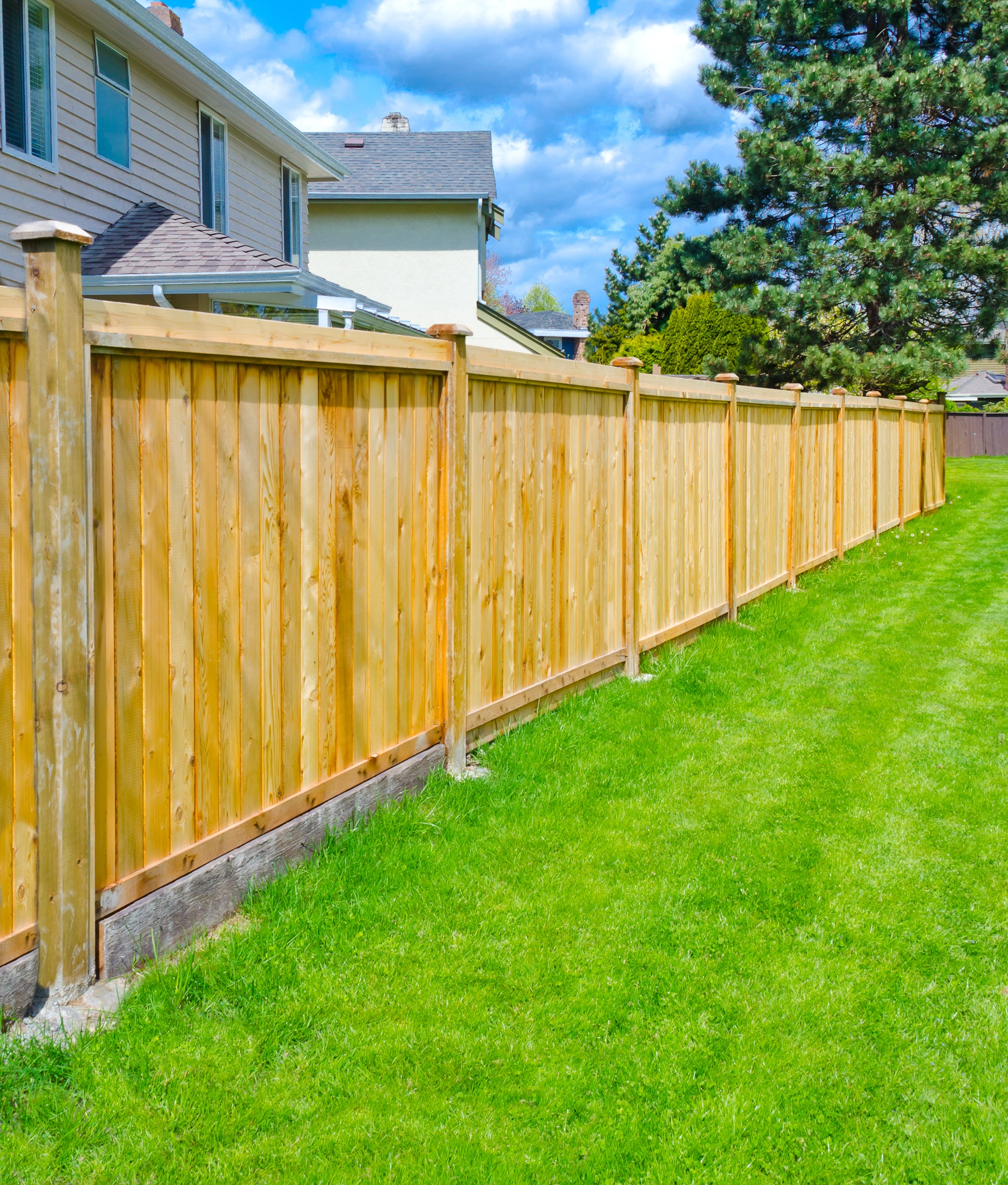 Etiquette of installing a privacy fence virtual results for Fences privacy