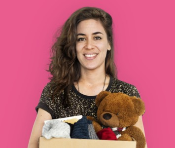 Make De-cluttering Easy