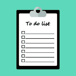 Seller's To-Do List