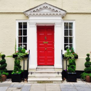 Choosing a Front Door Color for Your Home