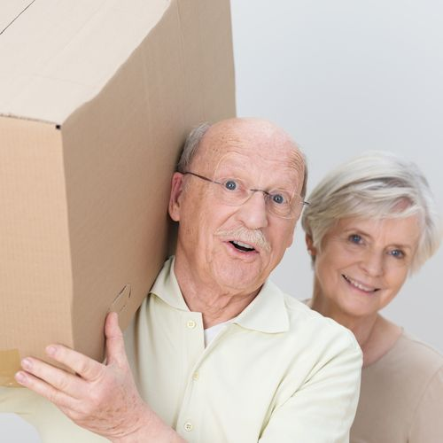 Moving an Elderly Loved One in WNY