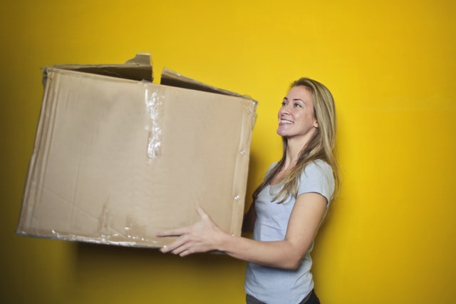 What To Do With Your Moving Boxes in South Chandler
