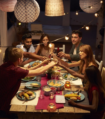 Buy a Home Perfect For Entertaining