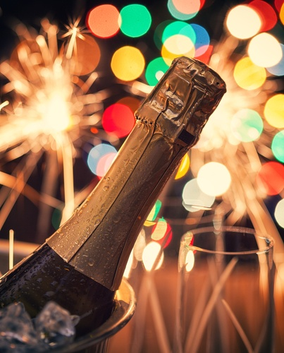 Throw a New Year's Eve Party at Home