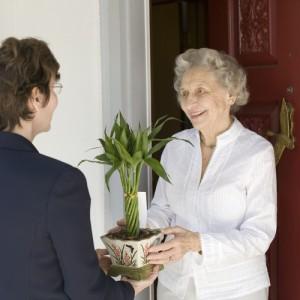 Meeting neighbors near your home